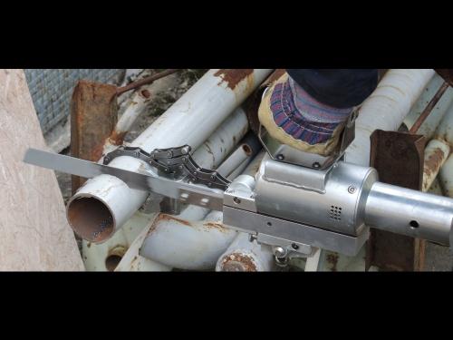 Deprag Underground Air Hacksaw